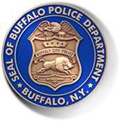 Seal of Buffalo Police Department - Buffalo, NY